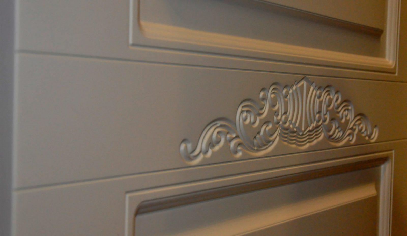 Фото межкомнатная МДФ дверь классика DoorSM