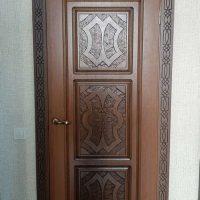 Межкомнатные двери + портал с объемными элементами